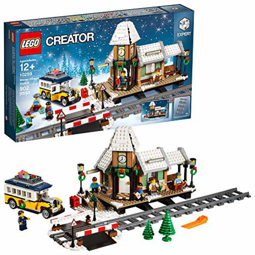 Picture of LEGO Creator Winter Village Station #10259