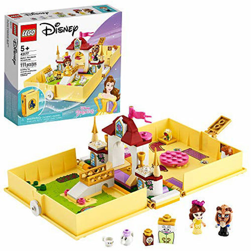 Picture of LEGO Disney Belle's Storybook Adventures #43177