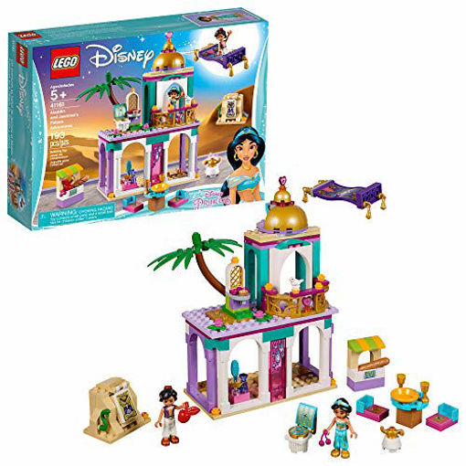 Picture of LEGO Disney Aladdin's and Jasmine's Palace Adventures #41161