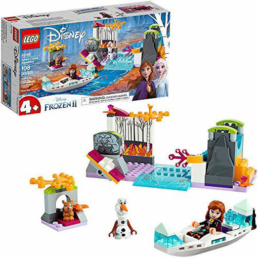 Picture of LEGO Disney Anna's Canoe Expedition #41165