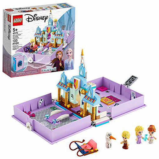 Picture of LEGO Disney Anna and Elsa's Storybook Adventures #43175