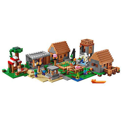 Picture of LEGO Minecraft The Village #21128