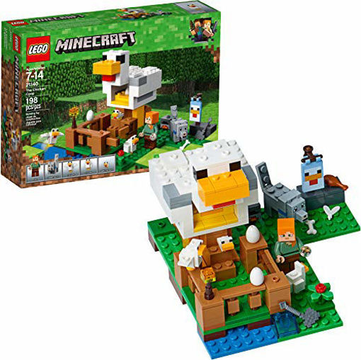 Picture of LEGO Minecraft The Chicken Coop #21140