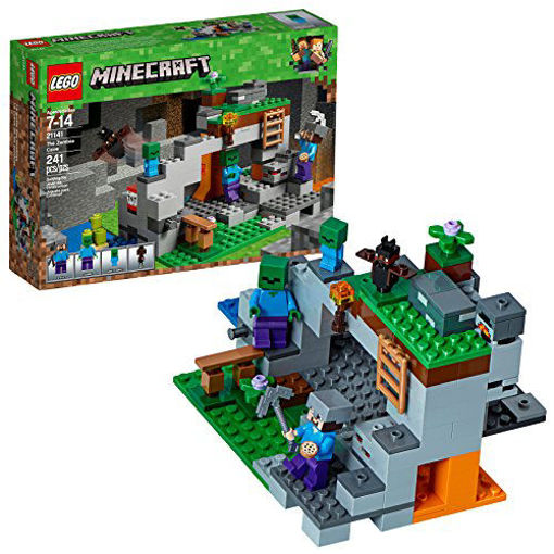 Picture of LEGO Minecraft The Zombie Cave #21141