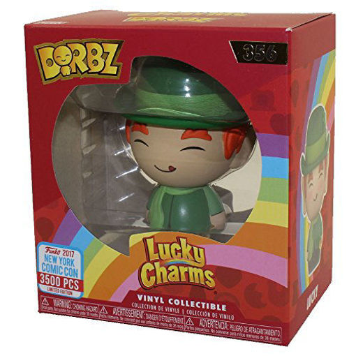 Picture of Funko Dorbz Ad Icons Lucky Charms: Luck the Leprechaun NYCC #356