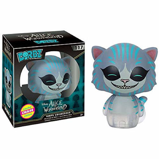Picture of Funko Dorbz Disney Alice in Wonderland: Cheshire Cat (Disappearing) CHASE #117